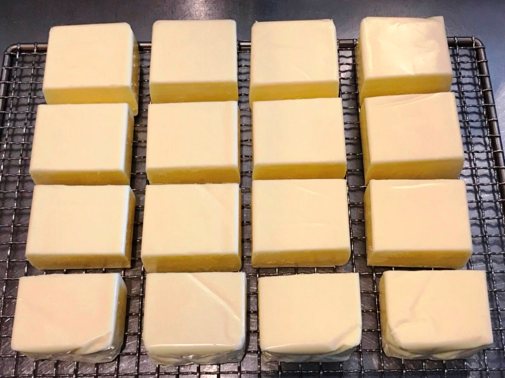 燻製チーズ1